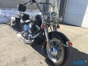 Harley Davidson 2018 comme neuve